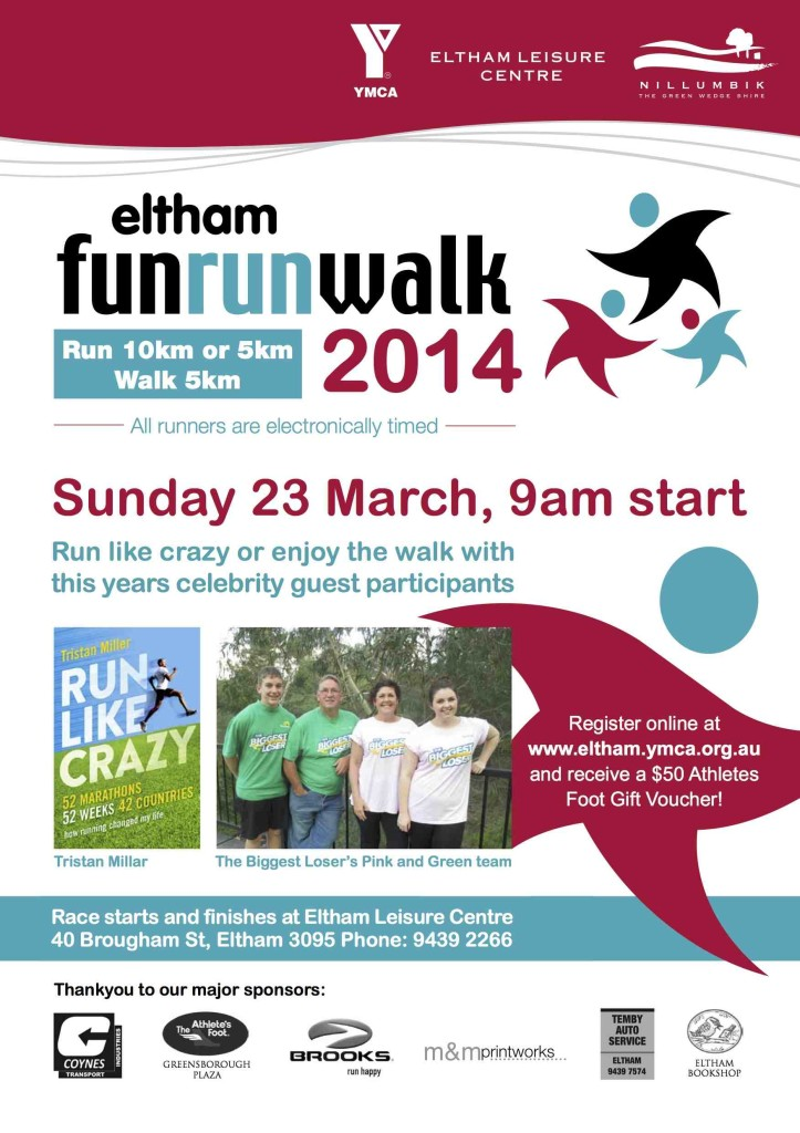 Eltham Fun Run Walk_2014 lo