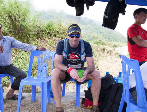 Stevie J's Vietnam Mountain Marathon