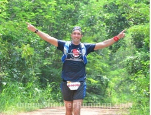 Stevie J's Asian Adventure – Run #2 : Khao Yai Trail Marathon