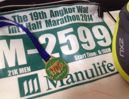 Stevie J's Asian Adventure – Run #4 – Angkor Wat